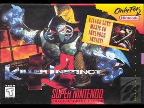 Killer instinct Opening theme.
