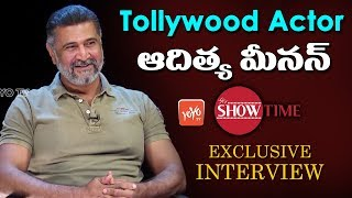 Tollywood Actor Adithya Menon Exclusive Interview |  It's Show Time | YOYO TV Channel
