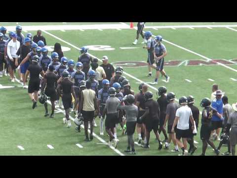 Brian Jenkins Host High School 7 vs 7 at ASU