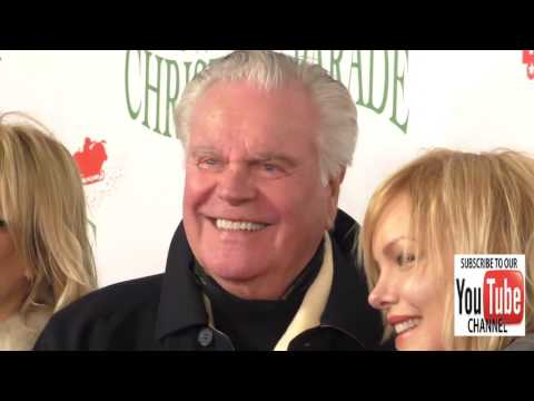 Robert Wagner, Katie Wagner and Natasha Gregson Wagner at the 85th Annual Hollywood Christmas Parade