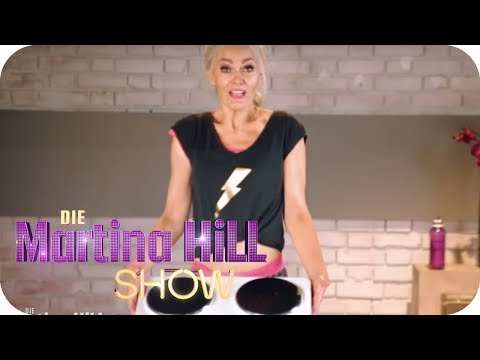 Hot Yoga: Verbrenn' mit Jamie Powers Pfunde | Die Martina Hill Show | SAT.1 TV
