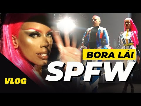 VLOG  OS BAFOS DA SP FASHION WEEK 😮 ft MATEUS CARRILHO
