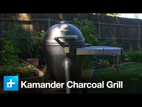 Char-Broil Kamander Charcoal Grill - Hands On Review