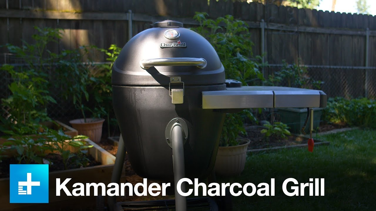 Aldi Holzkohlegrill Price : Char broil kamander charcoal grill hands on review youtube