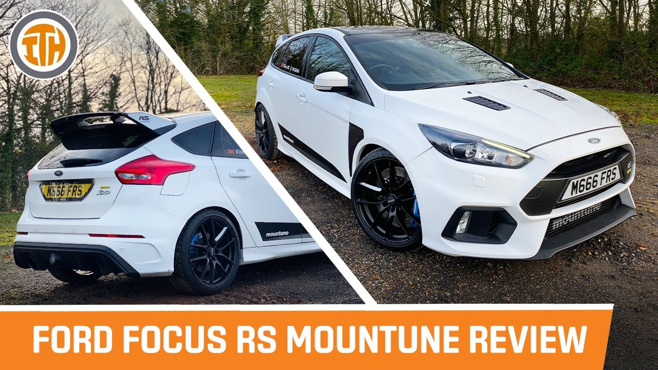 520hp 2020 Mountune Ford Focus Rs M520 Kit Youtube