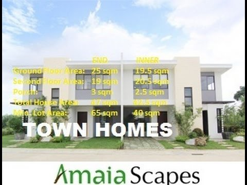 AMAIA SCAPES LAND & HOUSES SAN FERNANDO PAMPANGA BY AYALA LAND