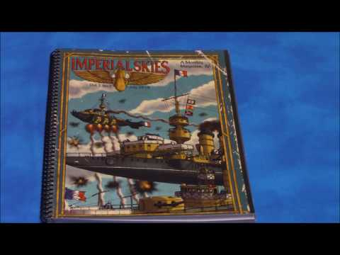 Imperial Skies Battle Report 5 - Battle of Denmark Strait