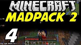 Minecraft MADPACK 2 - E04