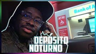 COMO DEPOSITAR DINHEIRO NO ATM | MULTIBANCO | CAIXA ELETRÔNICO - DRIVE THROUGH BANK OF AMERICA