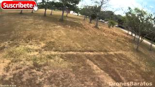 Montaje Drone de Carreras Casero PARTE 10 - Prueba Vuelo en Primera Persona