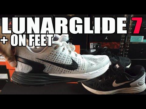 Nike Lunarglide 7 Review \u0026 Comparison