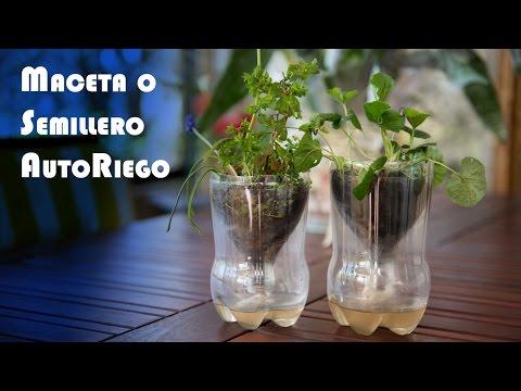 Riego por goteo casero tutorial de huerto urbano doovi for Construccion de viveros caseros