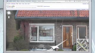 グーグルストリートビューでどっきりホラー。あなたの家にも・・・「Error on Google StreetView」