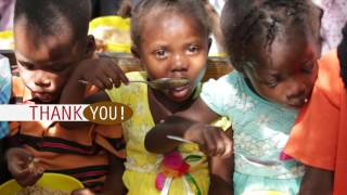 Haiti Update KC Food Distribution Center