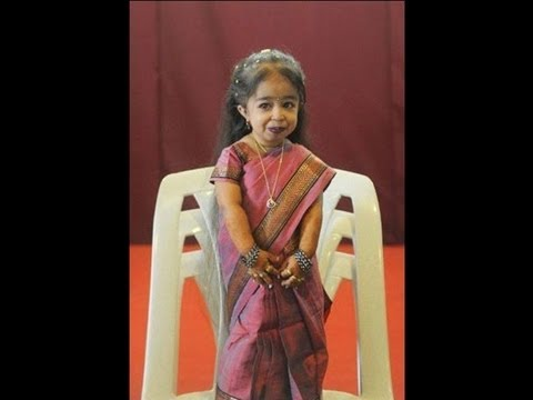 Guinness World Record - World's Shortest Woman From India ...