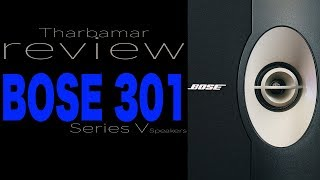 Bose 301 Series V, An Audiophiles Best Friend