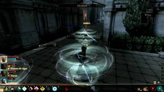 Dragon Age 2 Gameplay PC Fight 1 [HD]