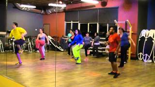Pegaíto Suavecito - Elvis Crespo ft. Fito Blanko - Merengue Dance Fitness w/ Bradley