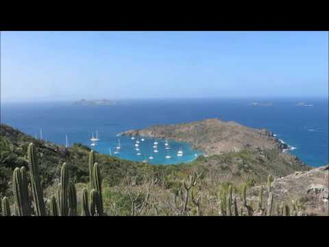 Columbier, St. Barths screensaver (90 minutes - HD)