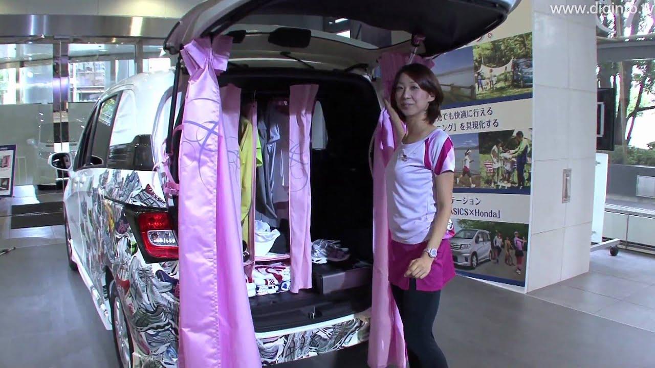 Honda Releases Freed Spike Compact Minivan Diginfo Doovi