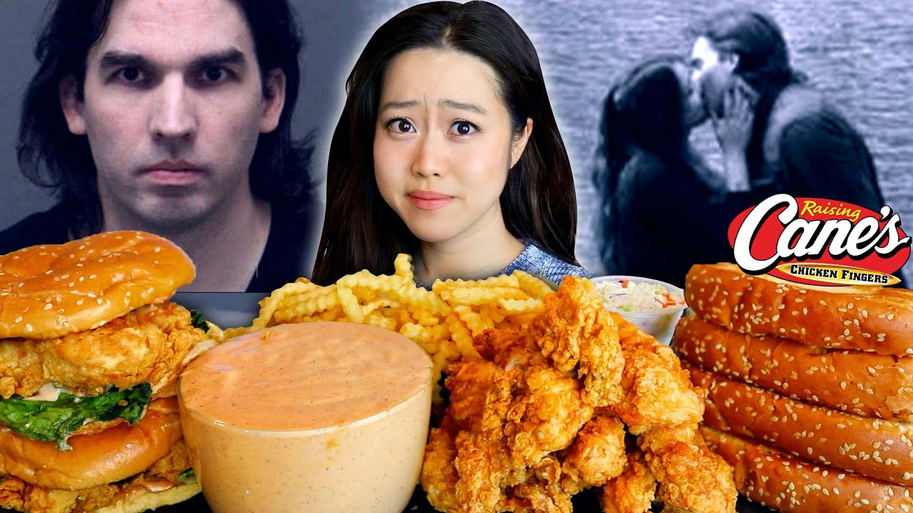 42 Year Old Dad Marries His Biological Daughter & Then Kills Her | Raising Canes Tenders Mukbang