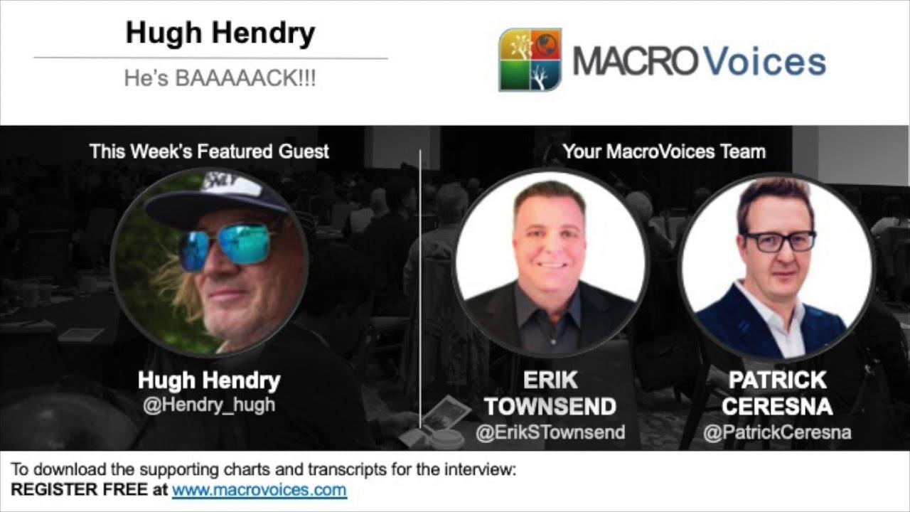 Hugh Hendry : He's BAAAAACK!