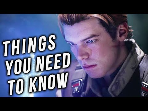 STAR WARS Jedi: Fallen Order - 10 Things You NEED To Know