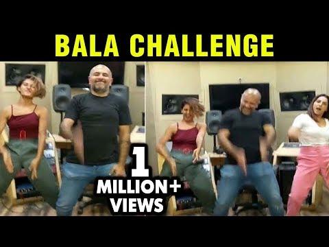 akshay-kumar's-bala-challenge-|-neeti-mohan,-shakti-mohan,-vishal-dadlani-|-housefull-4
