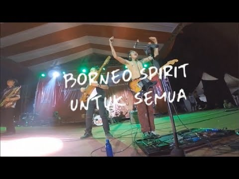 Las! - Borneo Spirit (Lirik Video)