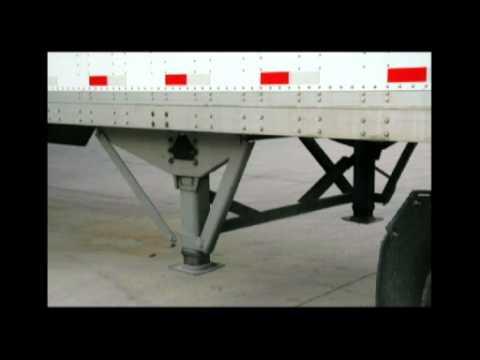 Van Trailer Construction And Parts