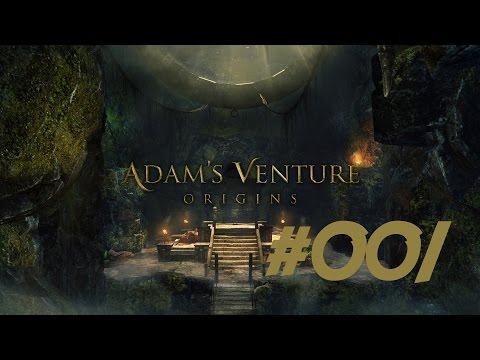 Let's Play Adam's Venture {PS4} Gameplay#001 Das Abenteuer beginnt