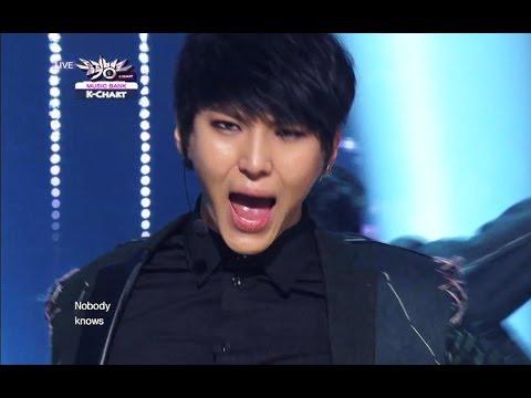 1st Week Of December & VIXX - 저주인형 | Voodoo (2013.12.06) [Music Bank K-Chart]
