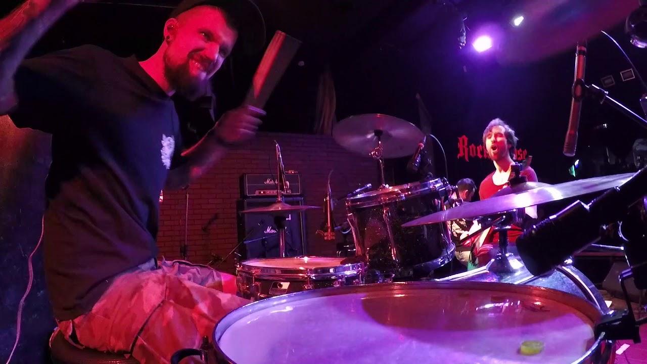 LIVE DRUMCAM: Deep Purple - Burn, концерт GUITAR-SCIENCE ON STAGE Live 2019
