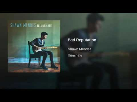 Shawn Mendes - Bad Reputation (audio)