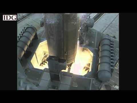 Raw video: Atlas launch of spy satellite
