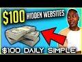 Best Way To Make Money Online $100+ Per Day In 2019 (No Money Needed)