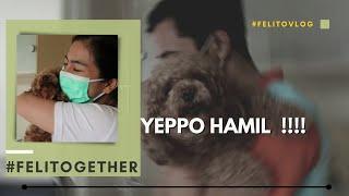 SENENG BANGET YEPPO JUGA HAMIL !!! | FELITOGETHER OFFICIAL