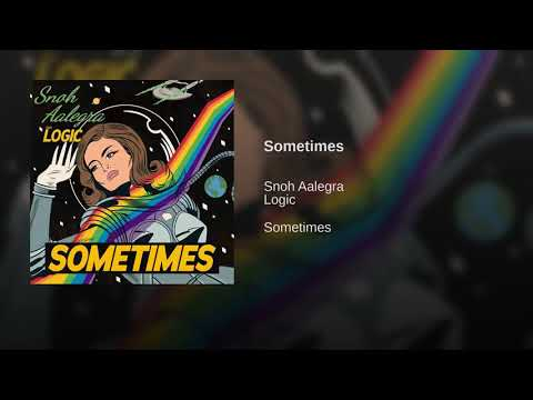 Snoh Aalegra- ft (logic) - Sometimes