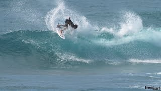 Junior Segment / Hawaii State Champion Kai Martin - Freesurf Magazine