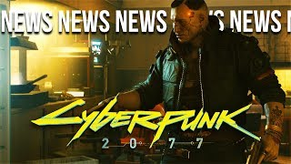 Cyberpunk 2077 Not Coming Out in 2019 According to a Gaming Journalist + Modding News