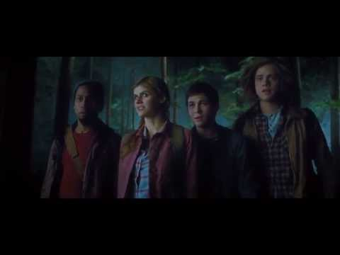 Percy Jackson: Sea of Monsters - Official Movie Clip #1 (2013)  Logan Lerman [HD]