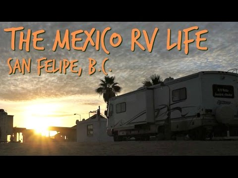 Mexico RV Life ~ Laundry & Groceries + GIVEAWAY!