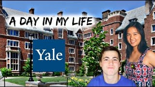 Day in My Life - Yale University!
