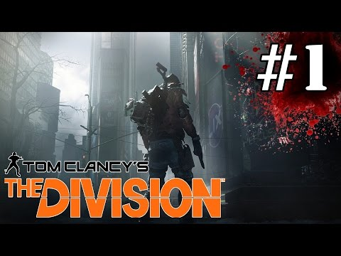 Tom Clancy's The Division - Part 1 - Character Creation [The Division Gameplay / Let's Play]