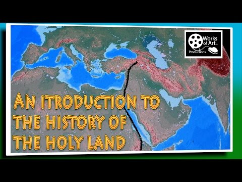 A Brief history of time: 'The Holy Land' - The History and Topography Explained