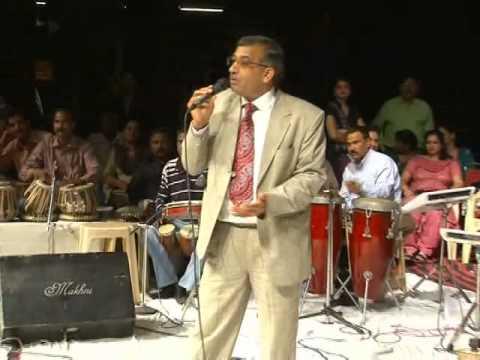 Yeh mera prem patra romantic Rafi Number sung by Roshan Lal, Pratapgarh.
