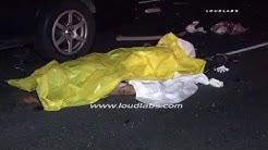 Fatal Freeway Crash / Sherman Oaks RAW FOOTAGE