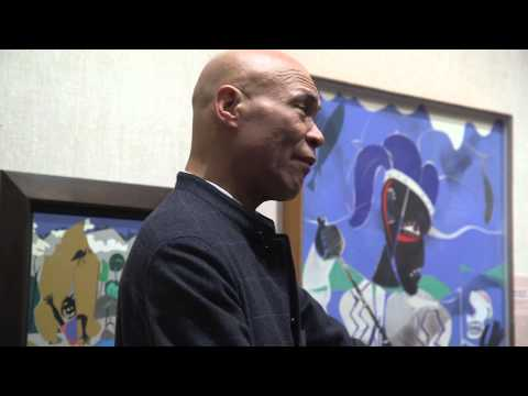 ROMARE BEARDEN: A BLACK ODYSSEY | Wallach Art Gallery Visit with Robert O'Meally