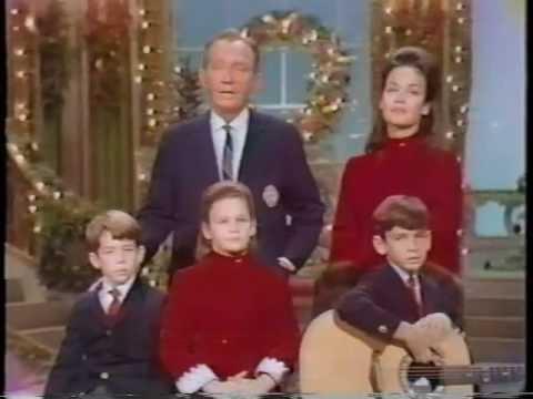 bing crosby family christmas medley 1968 - Bing Crosby Christmas Special