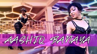 Aashiq Banaya Aapne [Dance Video] // Hate Story IV // Urvashi Rautela // HEELS CHOREOGRAPHY